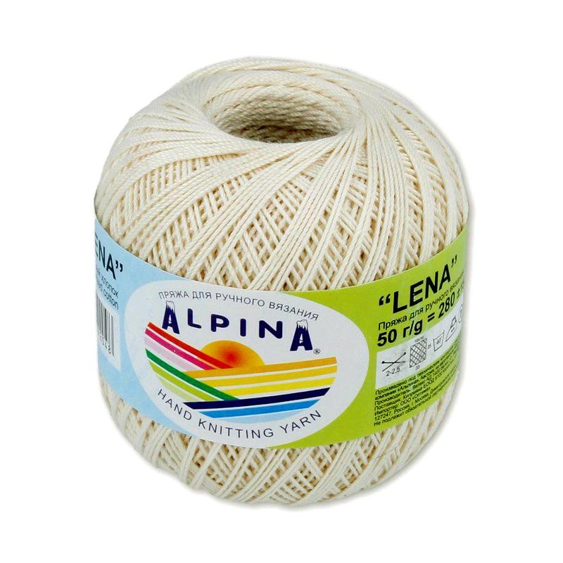Нитки для вязания alpina
